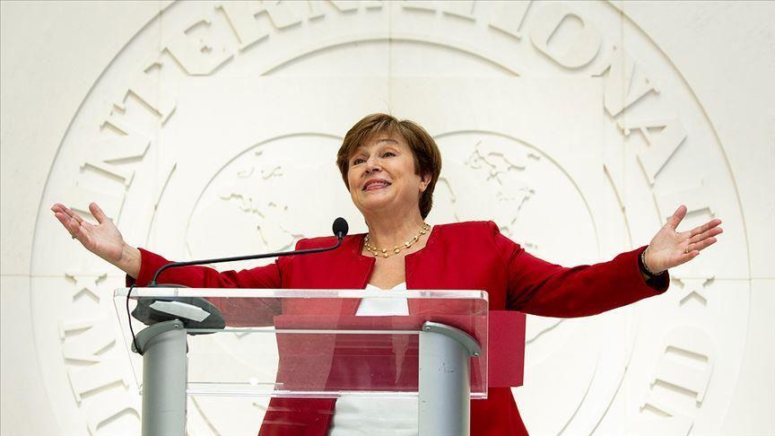 IMF'nin Yeni Başkanı: Kristalina Georgieva - SES Eşitlik, Adalet, Kadın Platformu